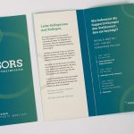 Leaflets for pharmaceutical company