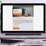 PRIMO Newsletter design - Desktop Header